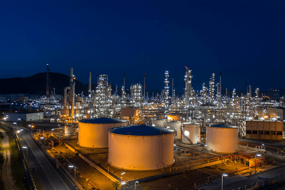 Refinery Explosions